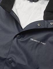 Polarn O. Pyret - Rain Jacket Solid - jassen - dark sapphire - 3