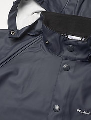 Polarn O. Pyret - Rain Jacket Solid - jassen - dark sapphire - 4