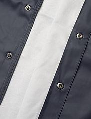 Polarn O. Pyret - Rain Jacket Solid - jassen - dark sapphire - 5