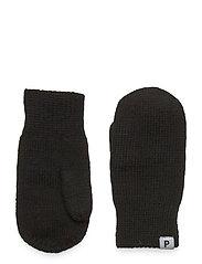 Mitten Wool - BLACK