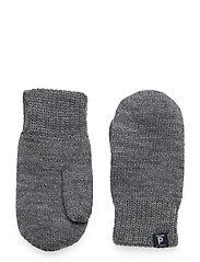 Mitten Wool - GREYMELANGE