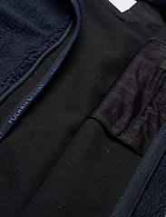 Polarn O. Pyret - Jacket Windfleece Solid - fleece - dark sapphire - 4