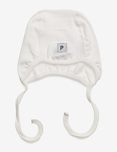 Helmet Solid Newborn - SNOW WHITE