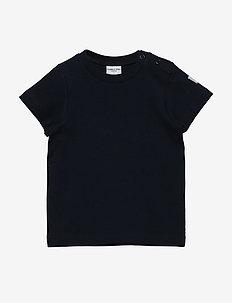 T-shirt Solid s/s Baby - DARK SAPPHIRE