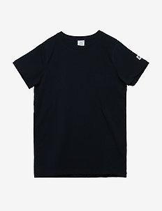 T-shirt Solid s/s - DARK SAPPHIRE
