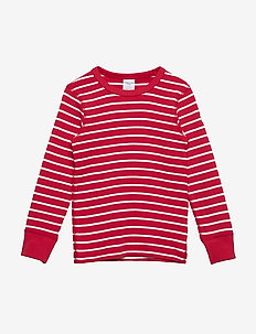T-shirt l/s PO.P Stripe - SKI PATROL