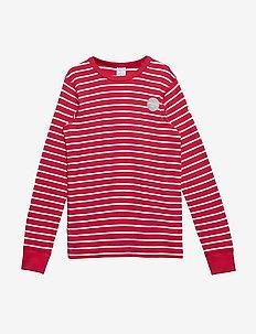 T-shirt l/s PO.P Stripe - dlugi-rekaw - ski patrol