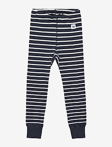 Long Johns PO.P Stripe - leggings - dark sapphire