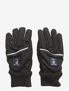 Glove Solid Preschool - rękawiczki - meteorite