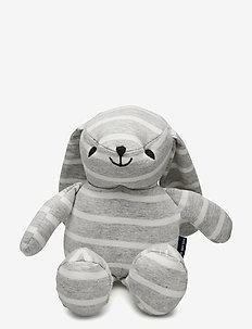 Rabbit PO.P Stripe - GREYMELANGE