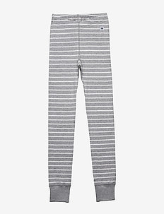 Long Johns PO.P Stripe - nederdelar - greymelange
