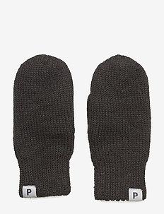 Mitten Wool Baby - gants - black