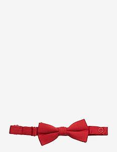 Bow Tie Solid Preschool - CHILI PEPPER