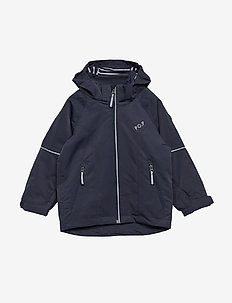 Shell Jacket - DARK SAPPHIRE