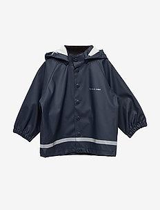 Rain Jacket Preschool - jakker - dark sapphire