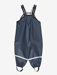 Waterproof Rain Trousers - DARK SAPPHIRE