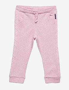 Trouser Jersey Solid Preschool - SACHET PINK