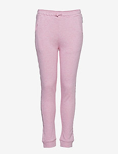 Trousers Jersey Solid School - SACHET PINK
