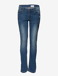 Jeans Slim School - LIGHT DENIM