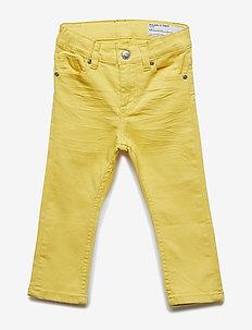 Trousers Solid Preschool - SNAPDRAGON
