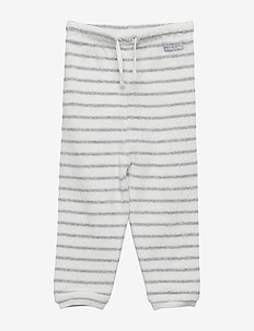Trousers jersey Baby - SNOW WHITE