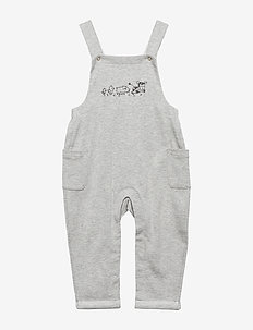 Overall Embroidery Baby - GREYMELANGE