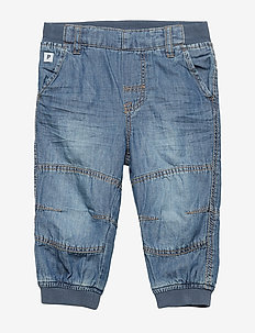 Trousers Denim Baby - BLUE DENIM