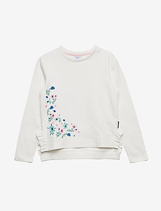 Sweater embroidery School - SNOW WHITE