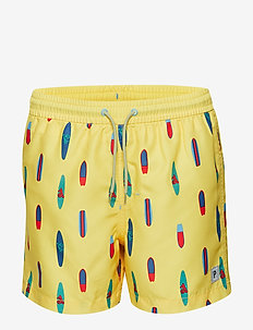 Swimwear Pants AOP School - SNAPDRAGON