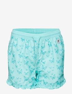 Swimwear Pants Solid - AQUA HAZE