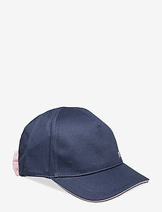 Cap w Bow - MOOD INDIGO