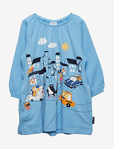 Dress Jersey Preschool - ALASKAN BLUE