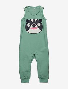 Overall jersey Baby - MALACHITE GREEN