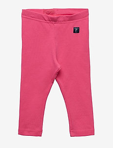 Leggings Solid Preschool - FANDANGO PINK