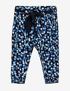 Trousers AOP Pre-School - DARK SAPPHIRE
