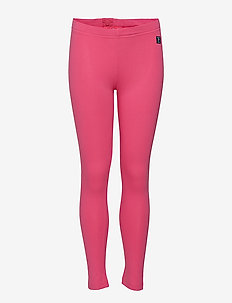 Leggings Solid School - FANDANGO PINK