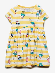 Dress AOP Pre-School - SNAPDRAGON