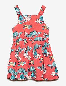 Dress Woven Preschool - ROSE OF SHARON