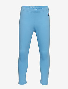 Leggings Solid School - ALASKAN BLUE