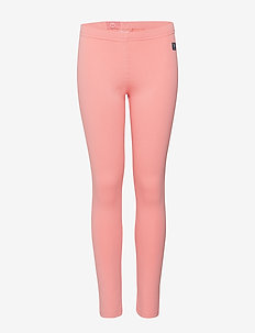 Leggings Solid School - SALMON ROSE