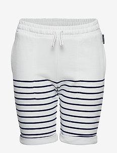 Shorts stripe School - SNOW WHITE