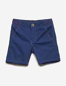 Shorts woven Solid Pre school - MEDIEVAL BLUE