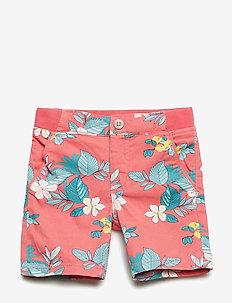 Shorts woven AOP Preschool - ROSE OF SHARON