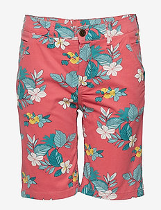 Shorts woven AOP School - ROSE OF SHARON