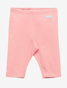 Leggings Solid Baby - SALMON ROSE