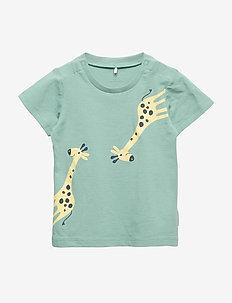 T-shirt S/S Baby - MALACHITE GREEN
