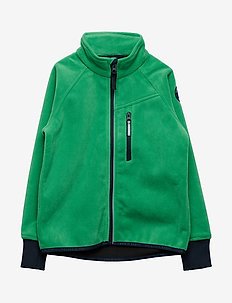 Jacket Windfleece Solid Preschool - LEPRECHAUN