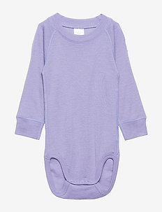 Body Wool Solid Baby - ASTER PURPLE