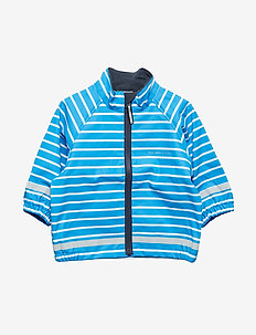 Rain Jacket AOP Preschool - jassen - french blue