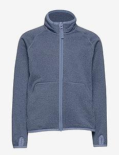 Fleece Solid School - FRENCH BLUE